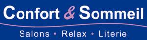 logo confort & sommeil