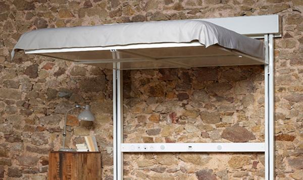 Lit Escamotable Mezzanine Bedtop Hôm Concept